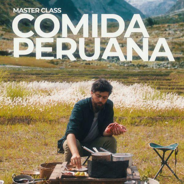 Imagem principal do produto Comida Peruana