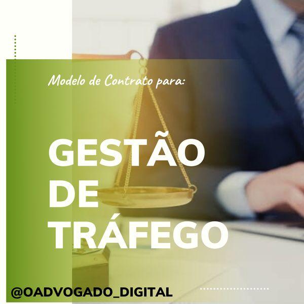 Imagem principal do produto Contrato - Gestão de Tráfego