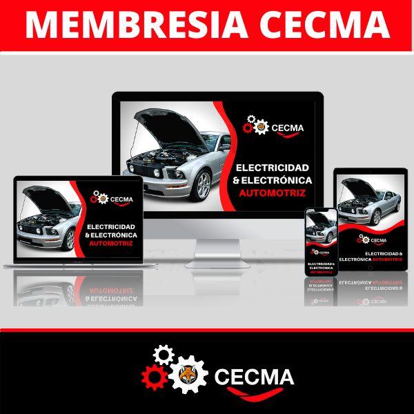 Imagem principal do produto Membresía CECMA