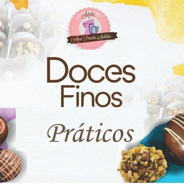 Imagem principal do produto Doces Finos Práticos - Bônus Alfajor Lucrativo