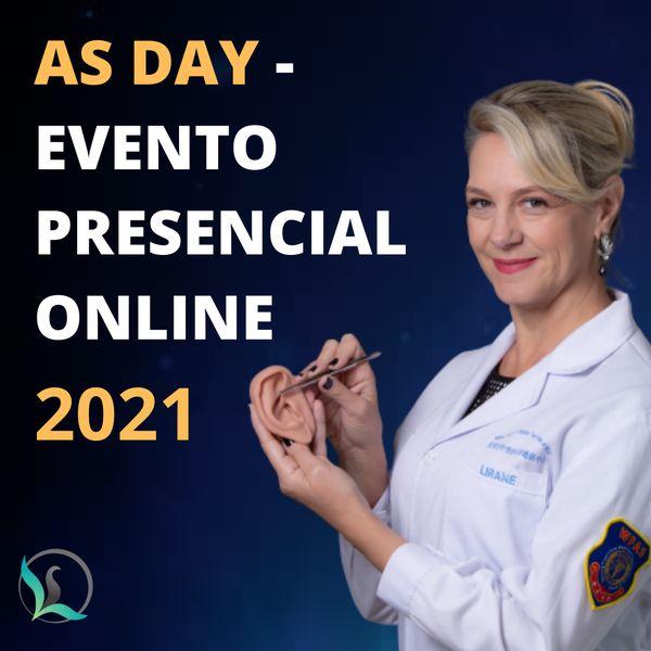 Imagem principal do produto AS DAY - Evento Presencial online