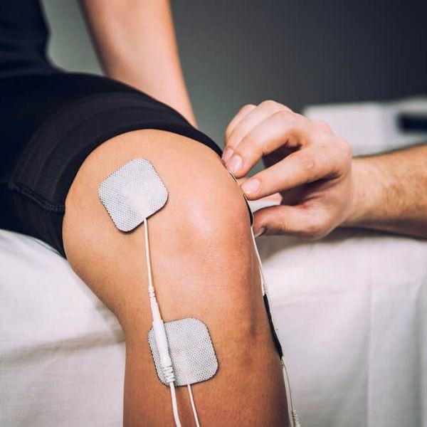 Imagem principal do produto Curso de Eletroterapia Aplicado à Prática Clínica