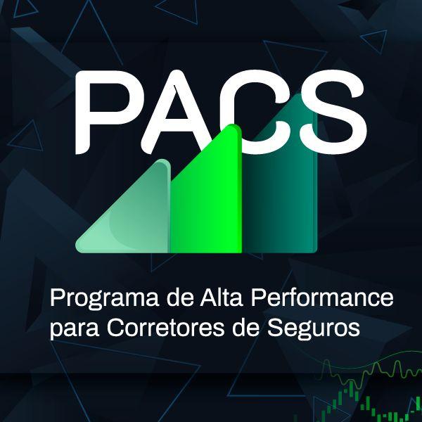 Imagem principal do produto Curso PACS - A metodologia que vai te levar além!