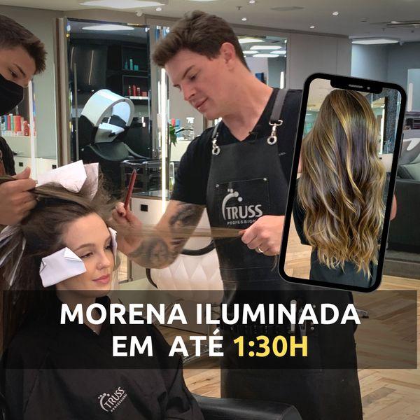 Imagem principal do produto Morena Iluminada em 1:30h