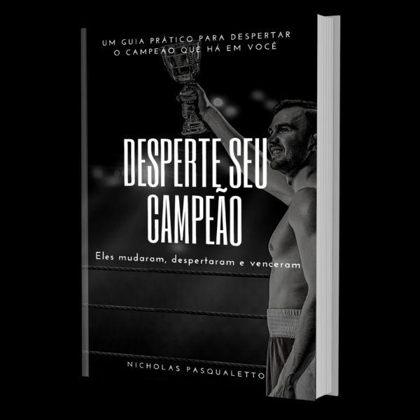 Imagem principal do produto DESPERTE SEU CAMPEÃO - Um Guia Prático para Despertar o Campeão que há em Você!