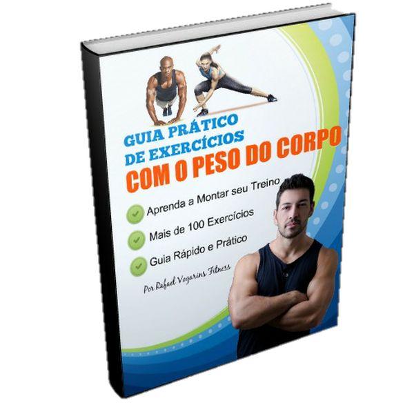 Imagem principal do produto Guia Prático de Exercícios com o Peso do Corpo
