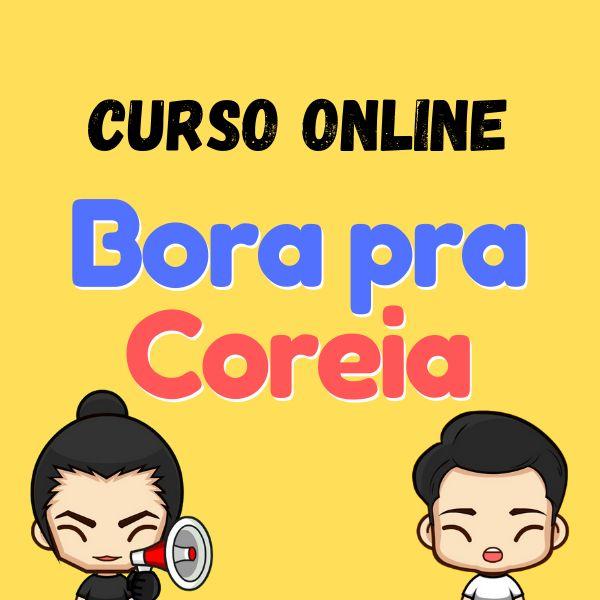 Imagem principal do produto Bora pra Coreia