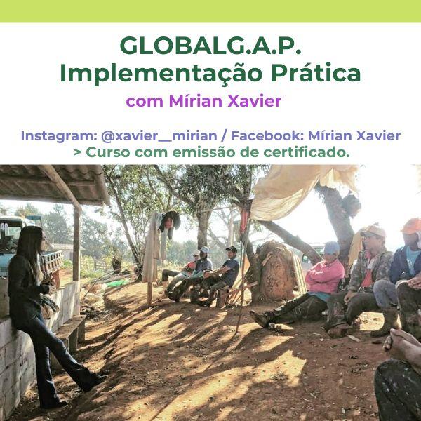 Imagem principal do produto GLOBALG.A.P. - Implementação Prática