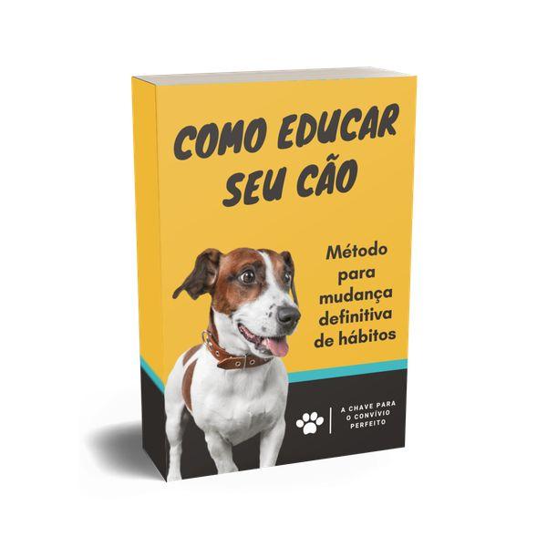 Imagem principal do produto Como Educar seu Cão