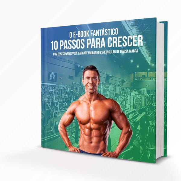 Imagem principal do produto E-Book - 10 PASSOS PARA CRESCER