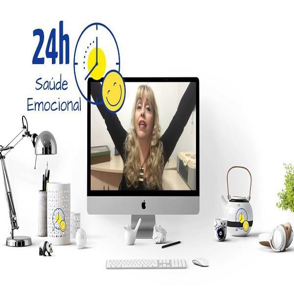 Imagem principal do produto Curso Saúde Emocional 24h