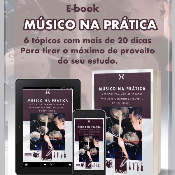 Imagem principal do produto MÚSICO NA PRÁTICA   e-book