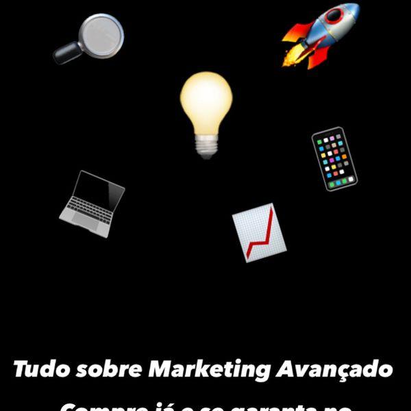 Imagem principal do produto Curso Marketing Digital