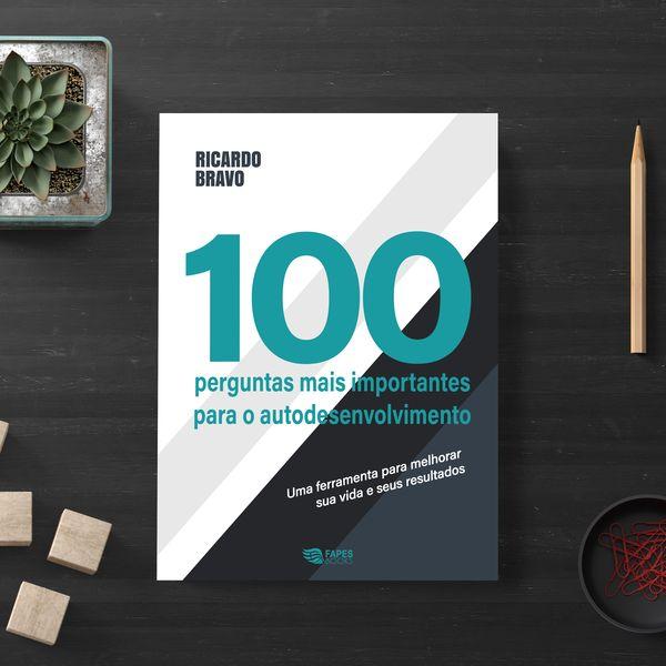 Imagem principal do produto AS 100 PERGUNTAS MAIS IMPORTANTES PARA O AUTODESENVOLVIMENTO