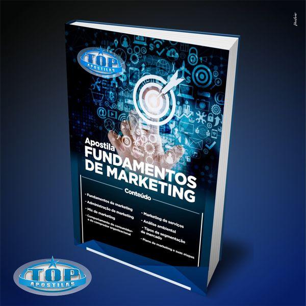 Imagem principal do produto Ebook Fundamentos de Marketing