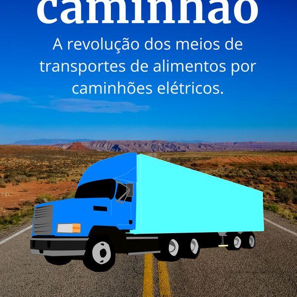 Imagem principal do produto Caminhões elétricos a mina de ouro.