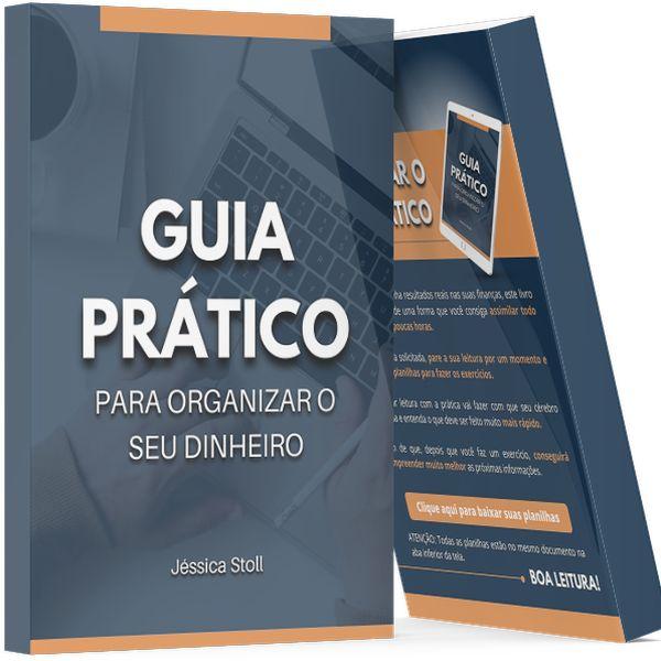 Imagem principal do produto Guia prático para organizar seu dinheiro