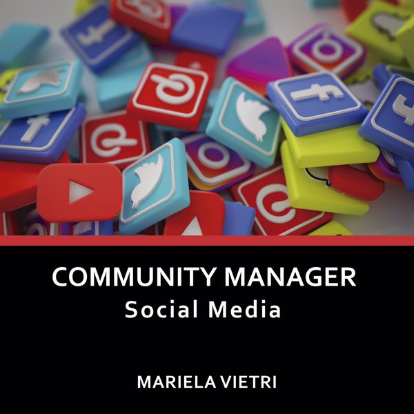 Imagem principal do produto Community Manager y Social Media