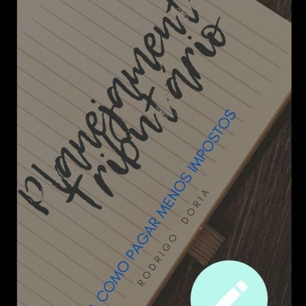 Imagem principal do produto E-book Planejamento Tributário