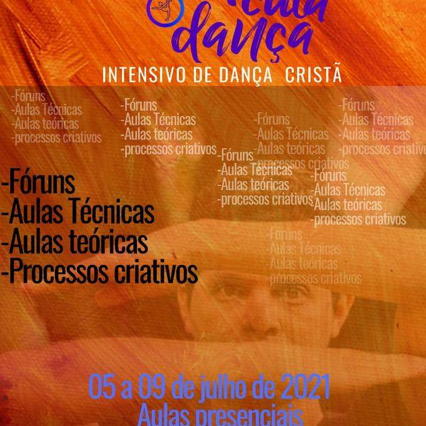 Imagem principal do produto INTENSIVO DE DANÇA CRISTÃ - ARTECULADANÇA