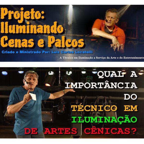 Imagem principal do produto CURSO ONLINE PARA TÉCNICO EM ILUMINAÇÃO DE ARTES CÊNICAS