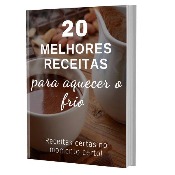 Imagem principal do produto 20 MELHORES RECEITAS PARA AQUECER O FRIO