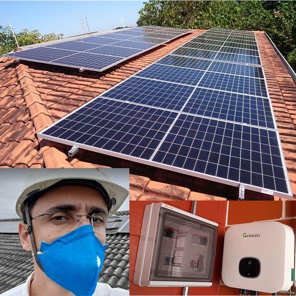 Imagem principal do produto Instalador de Energia Solar Fotovoltaica