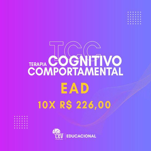 Imagem principal do produto FORMAÇÃO EM TCC EAD