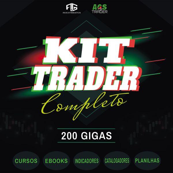 Imagem principal do produto KIT AGS TRADER 200 GIGAS