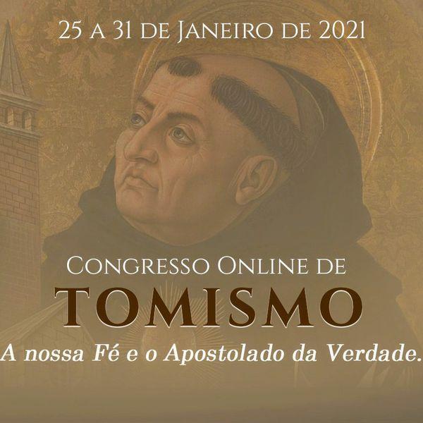 Imagem principal do produto Congresso de Tomismo