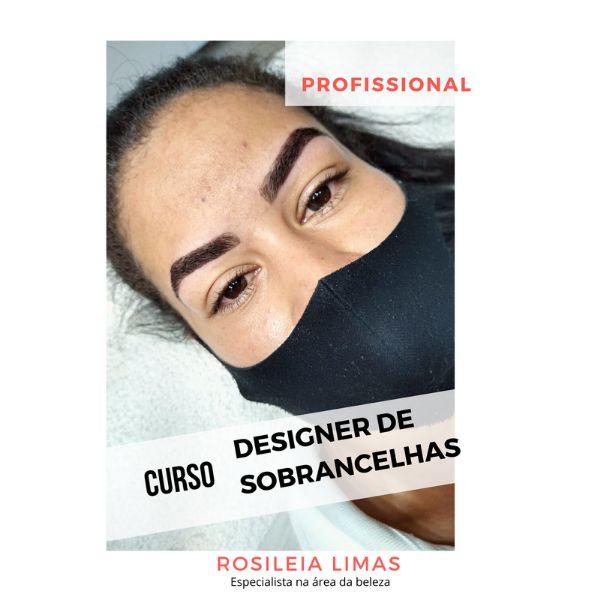 Imagem principal do produto APOSTILA CURSO DE DESIGNER DE SOBRANCELHAS PROFISSIONAL