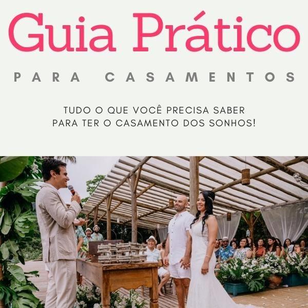 Imagem principal do produto Guia Prático de Casamentos - Hellen Nogueira