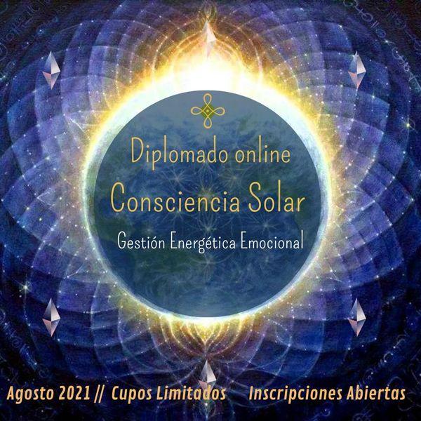 Imagem principal do produto Diplomado Consciencia Solar: Autogestión energética emocional