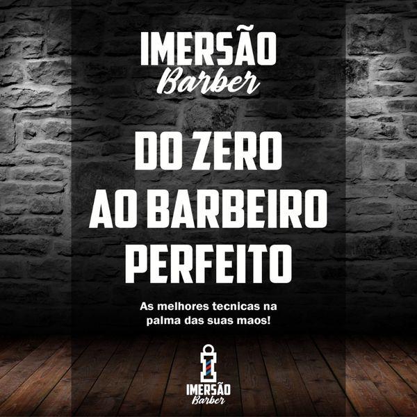 Imagem principal do produto Do Zero ao Barbeiro Perfeito