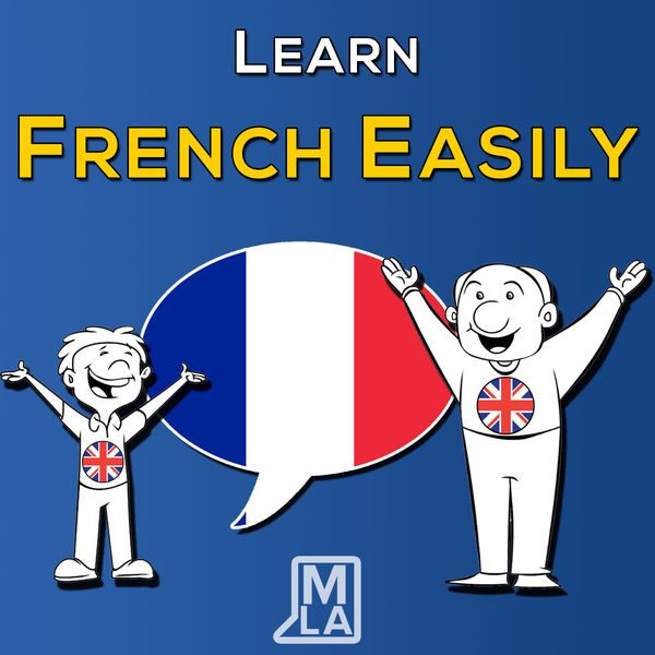 Imagem principal do produto Learn French Easily   With Animated Videos