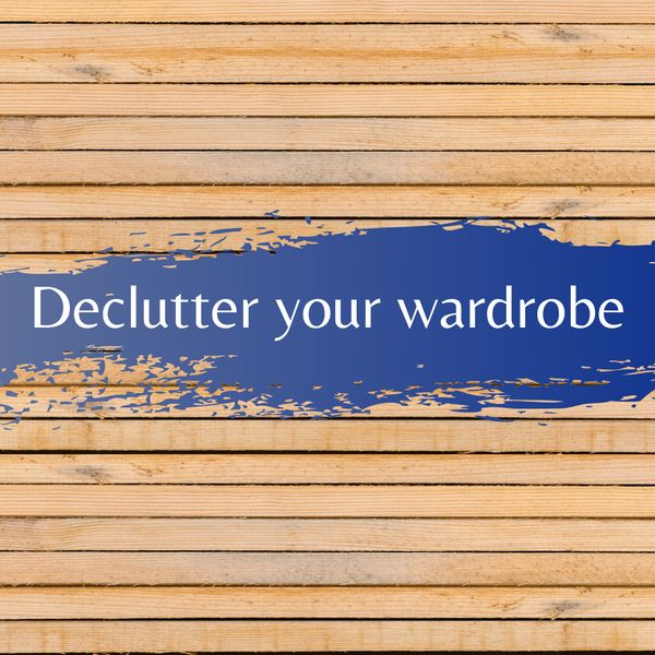 Imagem principal do produto E-book Closet Detox