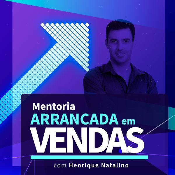 Imagem principal do produto Mentoria em Vendas com Henrique Natalino