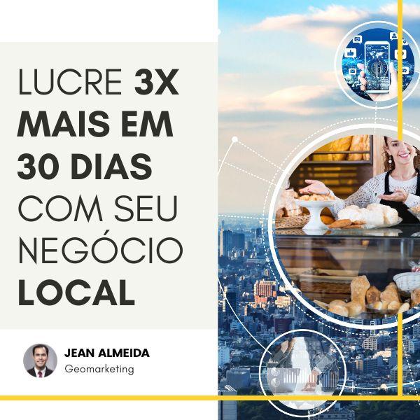 Imagem principal do produto Lucre 3x mais com seu negócio local em 30 dias