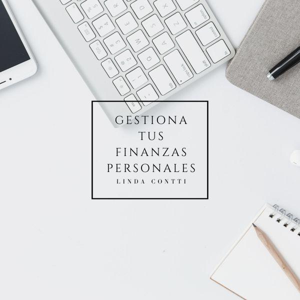 Imagem principal do produto Gestion tus Finanzas Personales