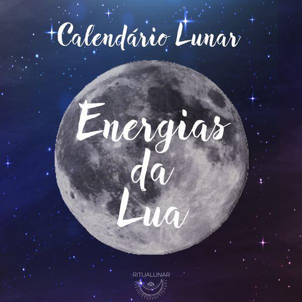 Imagem principal do produto Calendário Lunar - Energias da Lua