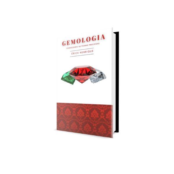 Imagem principal do produto Gemologia Conhecendo as Pedras Preciosas Erick Henrique