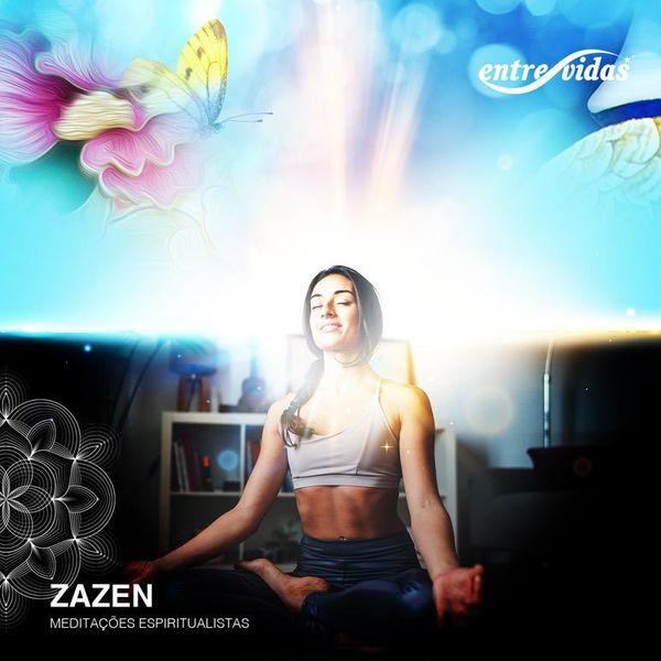 Imagem principal do produto CD DIGITAL | ZAZEN - COLEÇÃO MEDITAÇÃO ESPIRITUALISTA