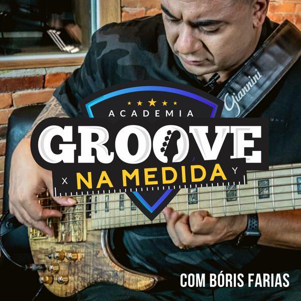 Imagem principal do produto Groove na Medida - Curso de Contrabaixo