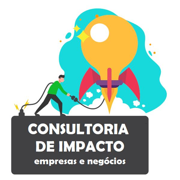 Imagem principal do produto Consultoria de Impacto - Negócios e Empresas