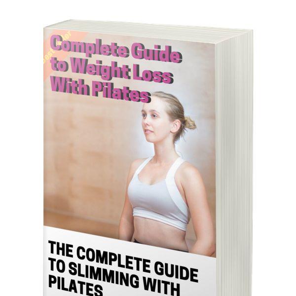 Imagem principal do produto Complete Guide to Weight Loss With Pilates