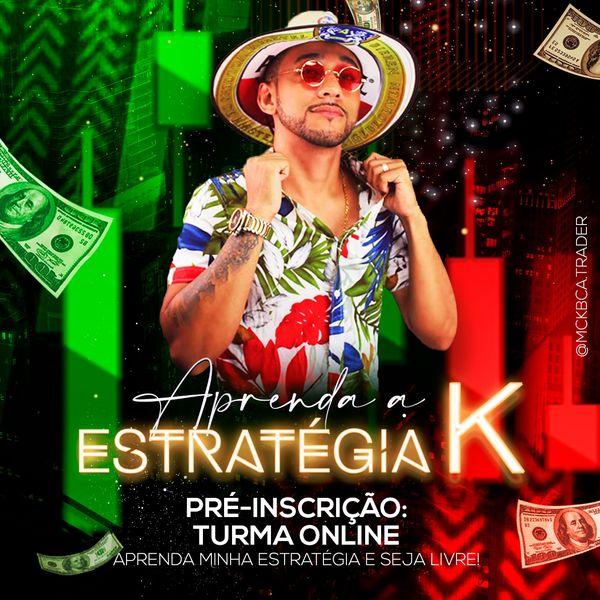 Imagem principal do produto Estratégia K