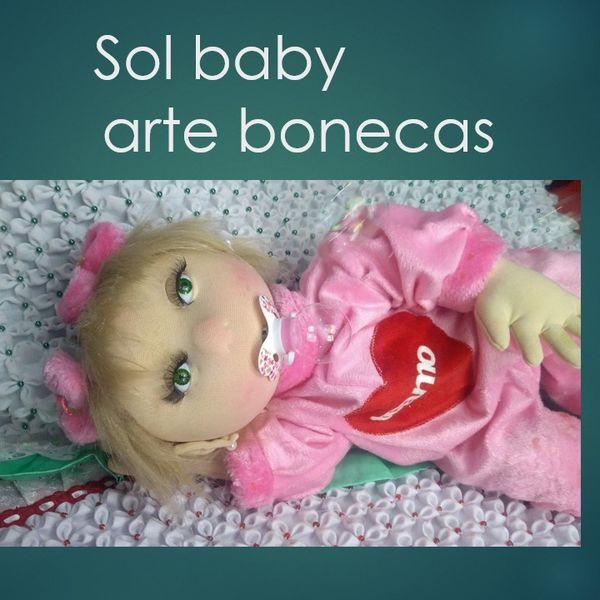 Imagem principal do produto CURSO CONFECÇAO DA BONECA VI