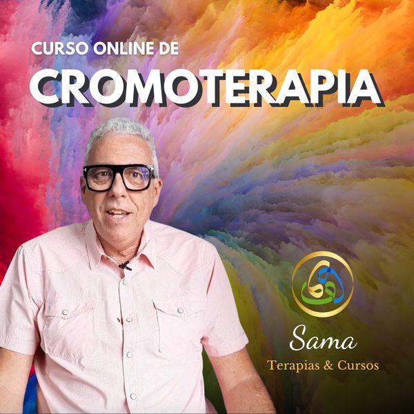 Imagem principal do produto Curso Completo de Cromoterapia