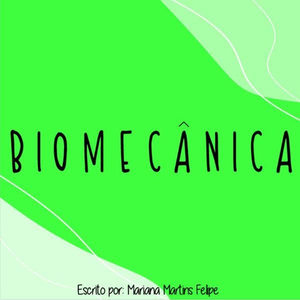 Imagem principal do produto Ebook de Biomecânica