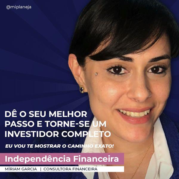 Imagem principal do produto Conquiste sua Independência Financeira em 10 passos